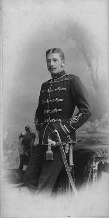 L.T. édesapja, id. Lossonczy Tamás <br/>(1871-1904)