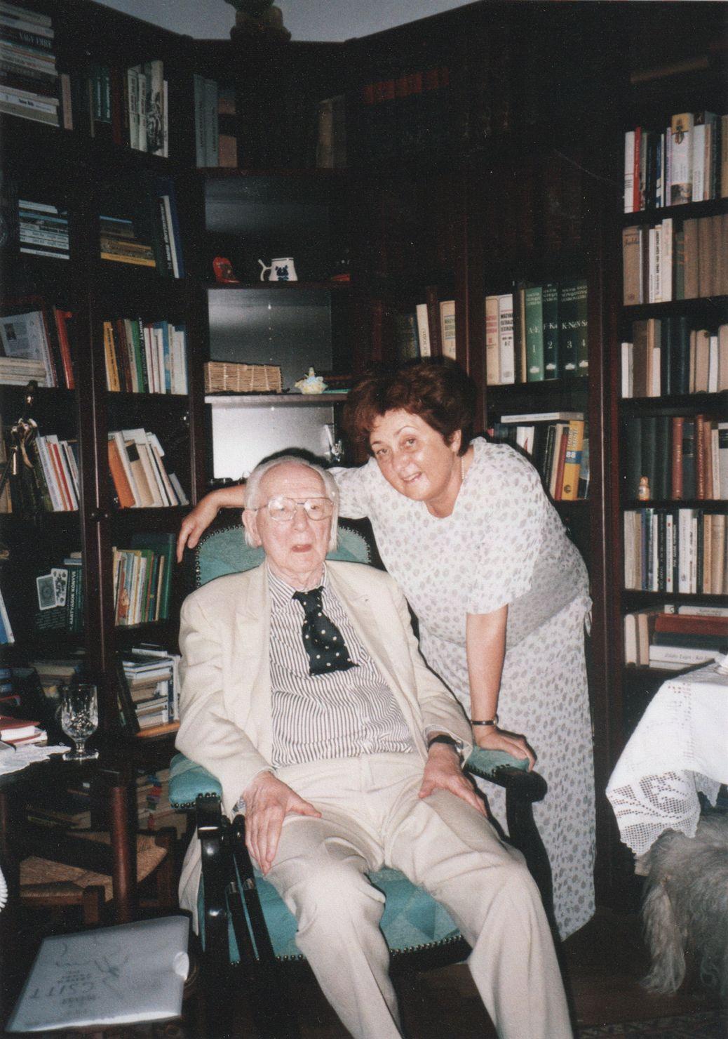 L.T. és Pál Éda házasságkötése <br/> <b>Készítette:</b>Dr. Horgosi Gabriella