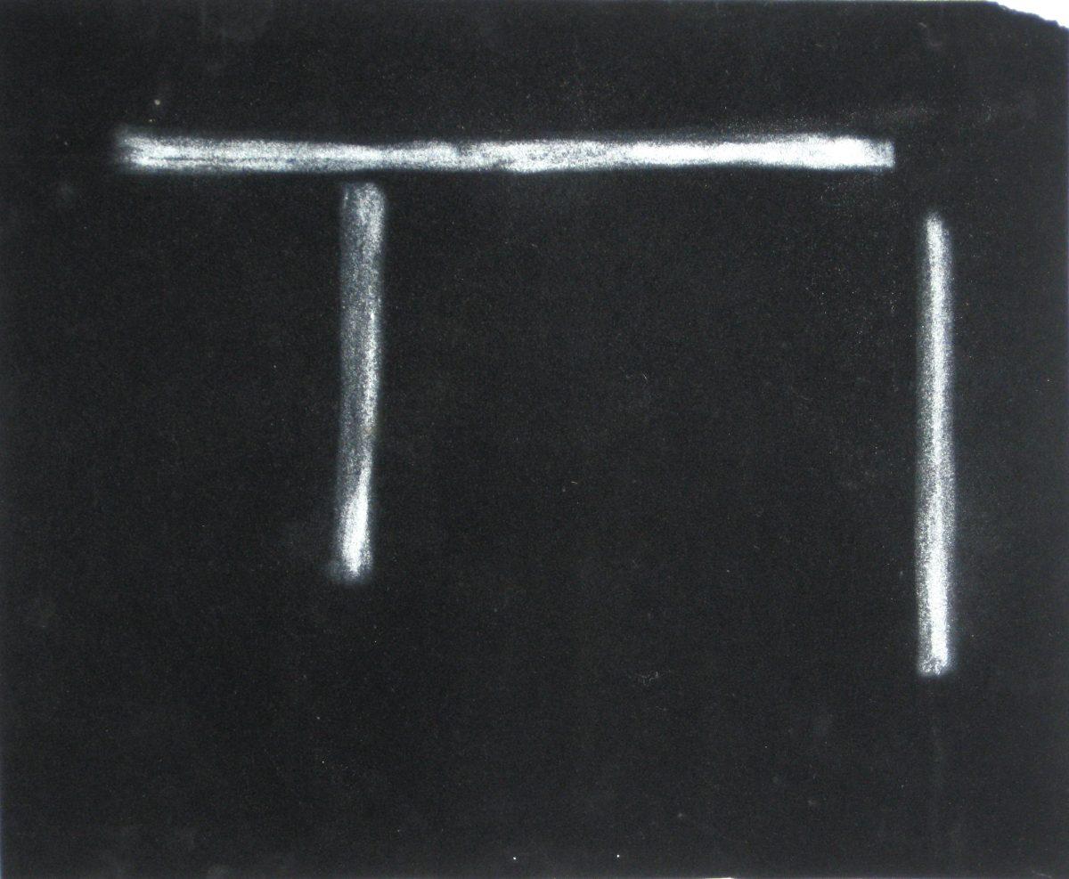 328(3)<br><b>Cím:</b> Cím nélkül<br><b>Év:</b> 1970<br><b>Méret            (mm):</b> 262x317<br><b>Technika:</b> pasztell<br><b>Jelezve:</b> nincs<br>