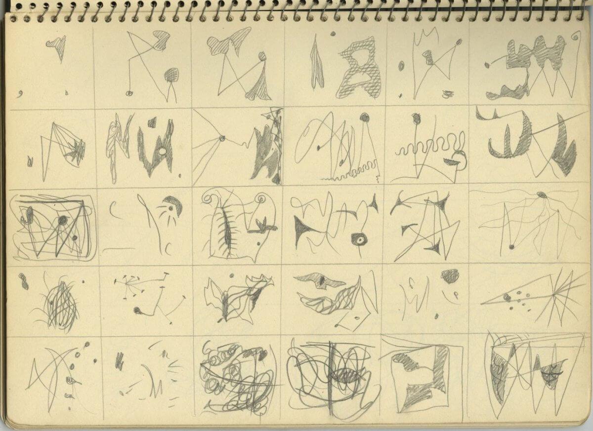 G39033(141)<br/><b>Cím:</b> Cím nélkül<br/><b>Méret (cm):</b> 24,5x34,7<br/><b>Készült:</b> 1948.<br/><b>Technika:</b> ceruza<br/>