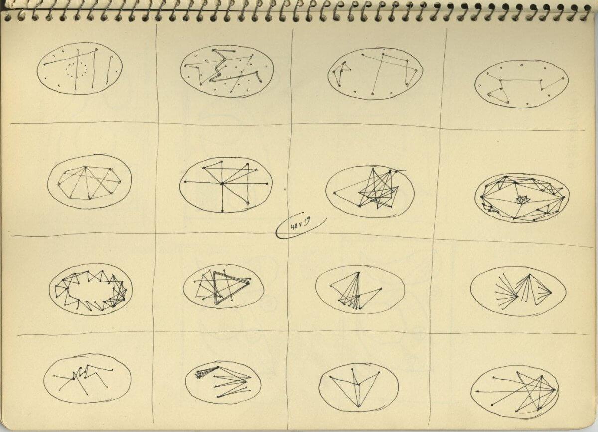 G39054(141)<br/><b>Cím:</b> Cím nélkül<br/><b>Méret (cm):</b> 24,5x34,7<br/><b>Készült:</b> 1948.<br/><b>Technika:</b> tus<br/>