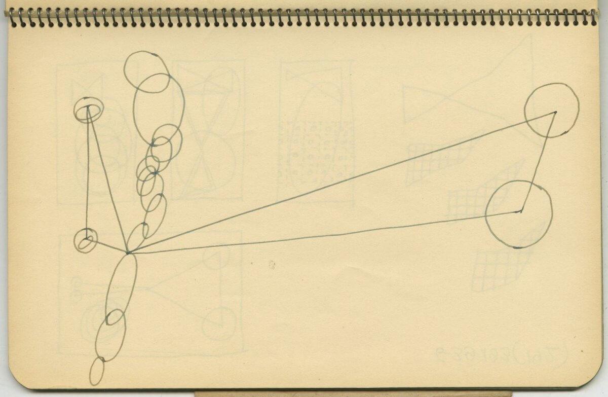 G39193(142)<br/><b>Cím:</b> Cím nélkül<br/><b>Méret (cm):</b> 12x19,3<br/><b>Készült:</b> 1945.<br/><b>Technika:</b> toll<br/>