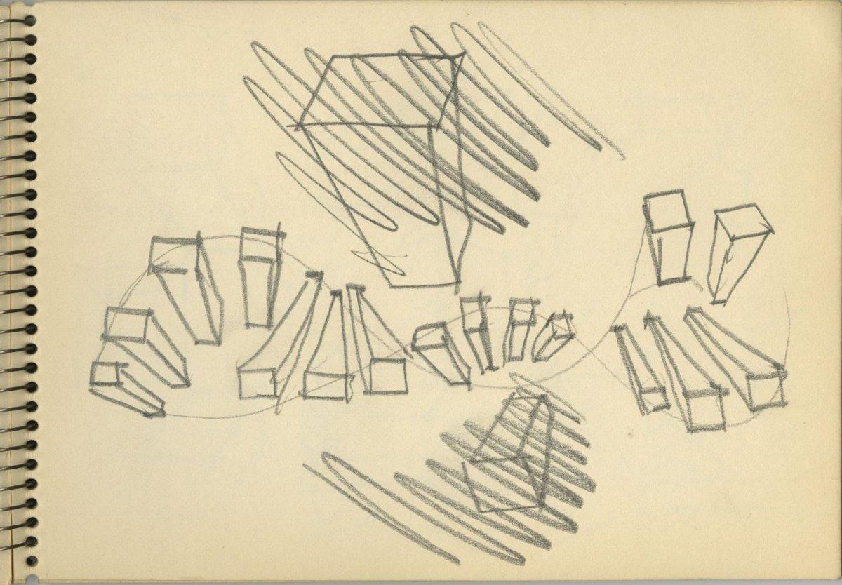 G40122(143)<br/><b>Cím:</b> Cím nélkül<br/><b>Méret (cm):</b> 17x12<br/><b>Készült:</b> 1975.<br/><b>Technika:</b> ceruza<br/>