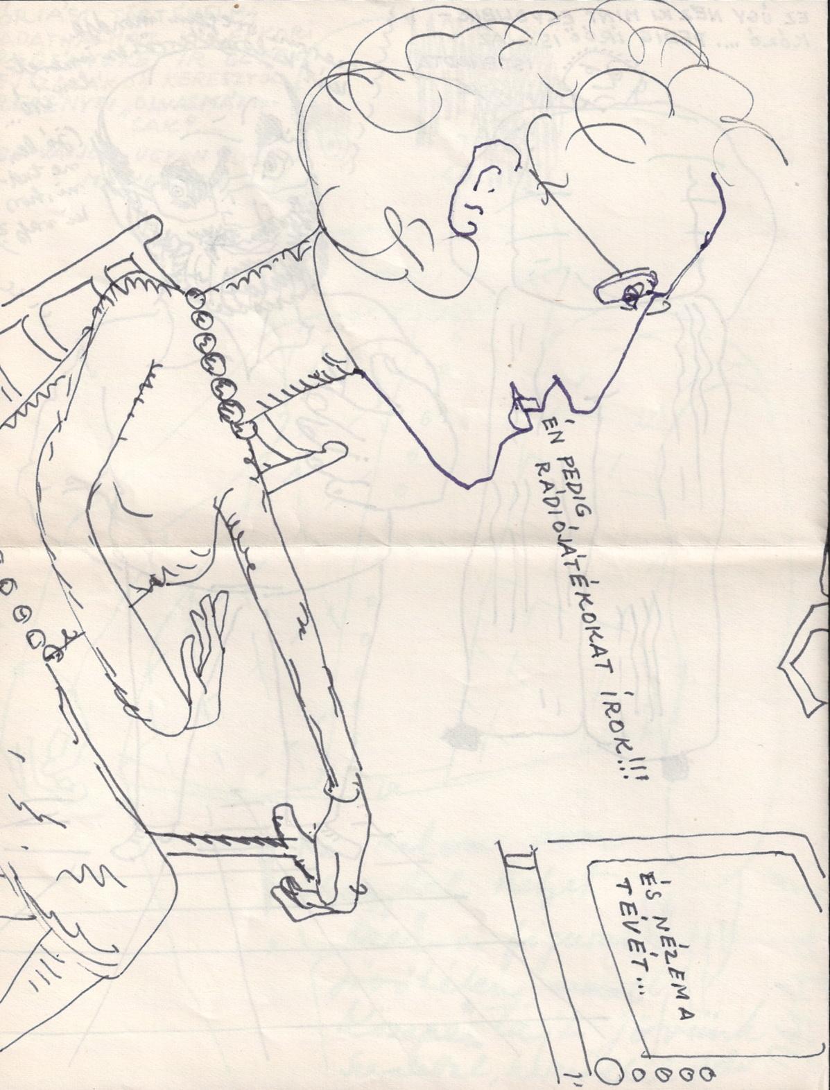 1972-12-07 L.T. édesanyjának