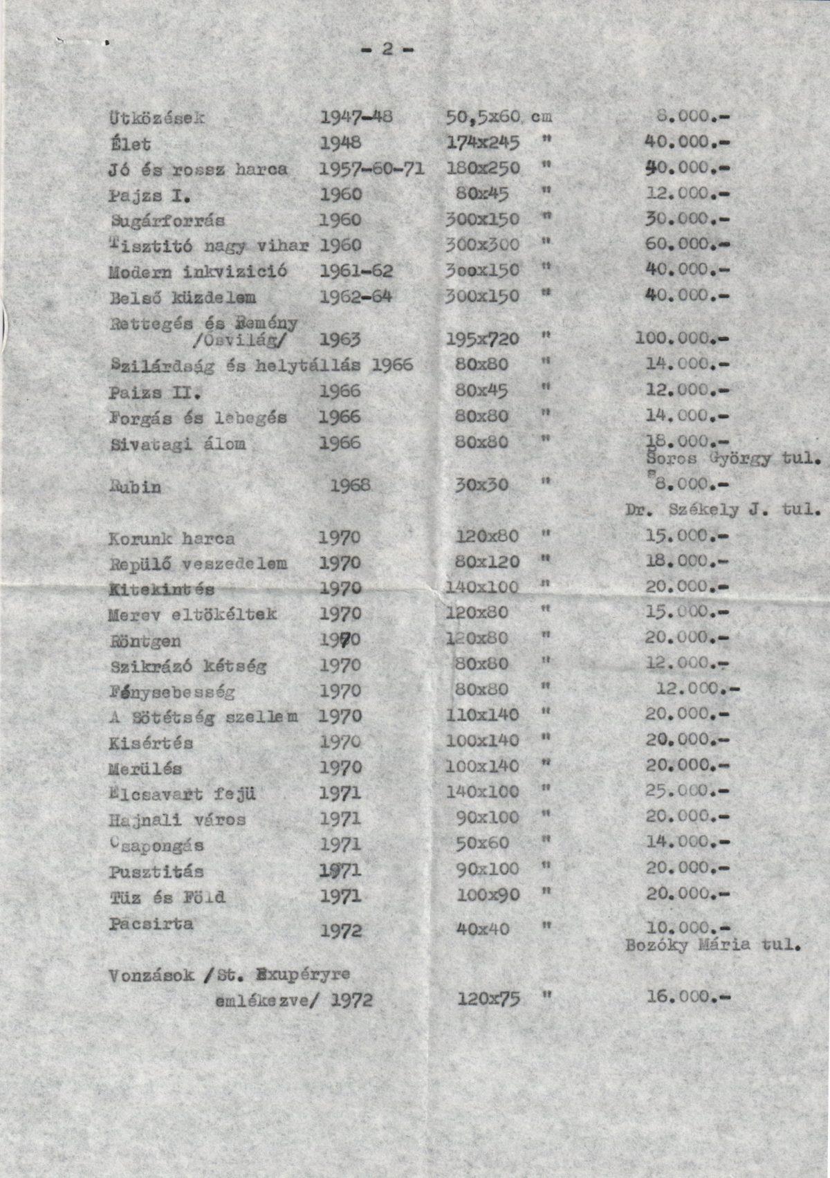 1978-12-12 Képző- és Iparművészeti Lektorátus